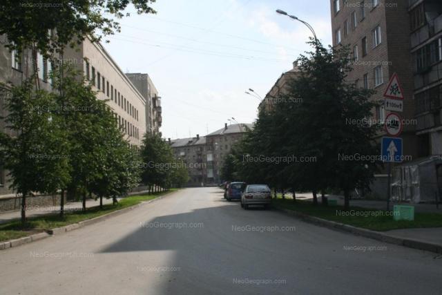 Адрес(а) на фотографии: улица Азина, 48, 53, 59, Екатеринбург