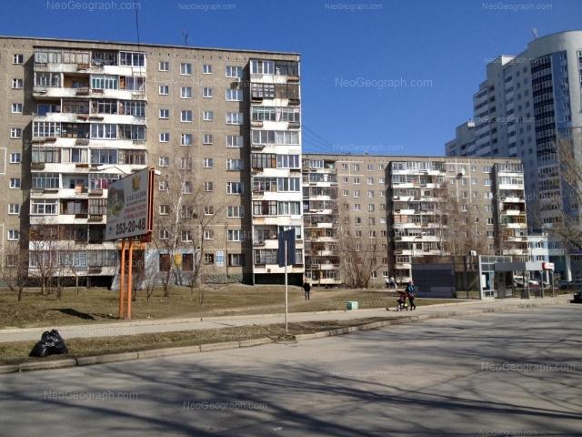 Адрес(а) на фотографии: улица Пехотинцев, 17, 19, 21а, Екатеринбург