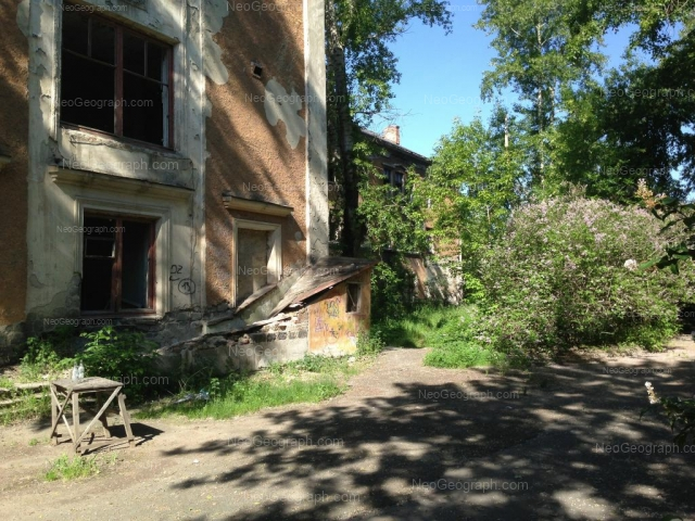 Адрес(а) на фотографии: улица XXII Партсъезда, 15Б, Екатеринбург