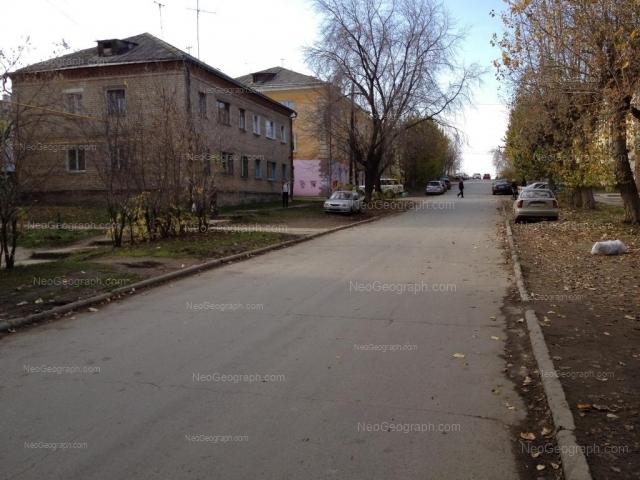 Адрес(а) на фотографии: улица Зои Космодемьянской, 43, 46, 46А, Екатеринбург
