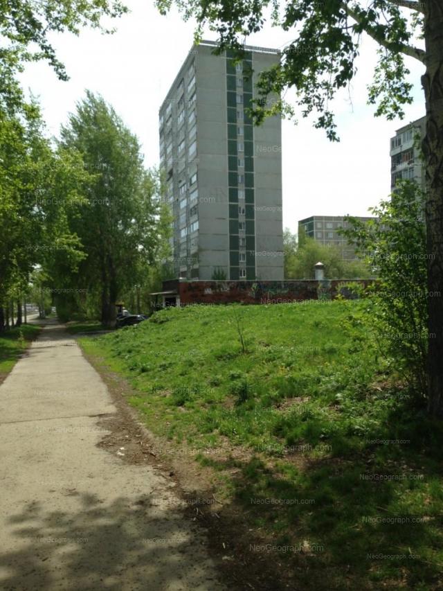 Адрес(а) на фотографии: Автомагистральная улица, 15, 17, Екатеринбург