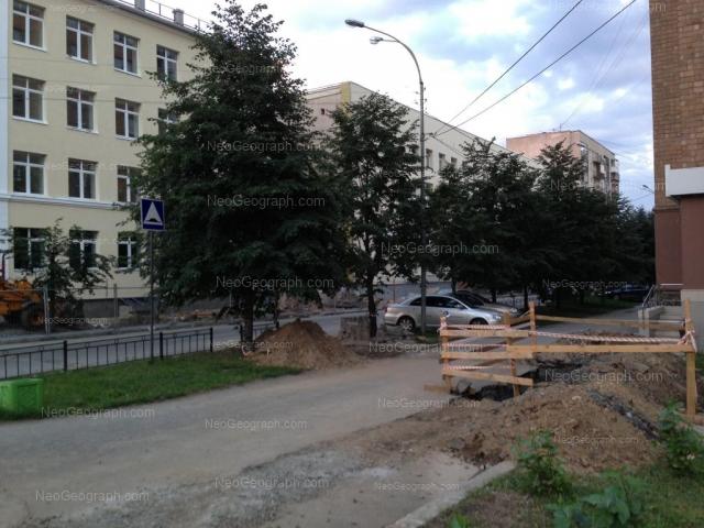 Адрес(а) на фотографии: улица Азина, 46, 48, Екатеринбург