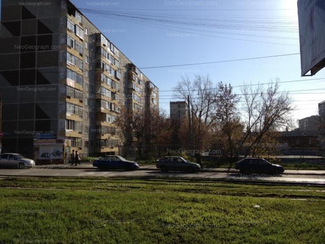 Адрес(а) на фотографии: улица Большакова, 13, 18, Екатеринбург