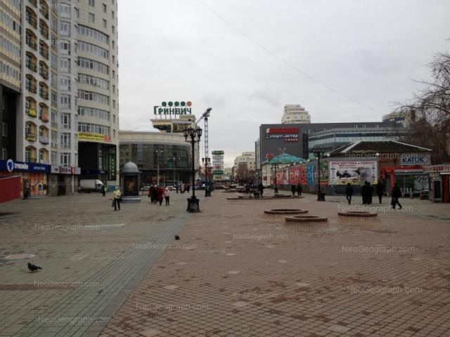 Адрес(а) на фотографии: улица Вайнера, 21, 23, 42а, 46, Екатеринбург