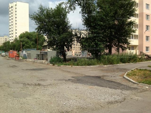 Address(es) on photo: Lomonosova street, 55А, 57а, 59а, Yekaterinburg