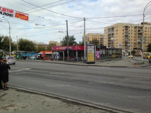 Адрес(а) на фотографии: улица Крауля, 4, 6, Екатеринбург