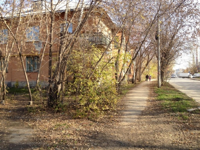 Адрес(а) на фотографии: улица Альпинистов, 45, Екатеринбург