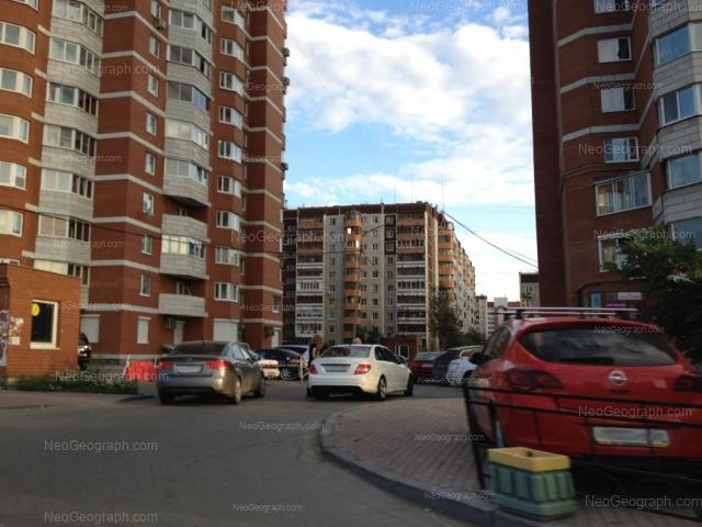 Адрес(а) на фотографии: улица Академика Шварца, 8 к1, 10 к1, 10 к2, Екатеринбург