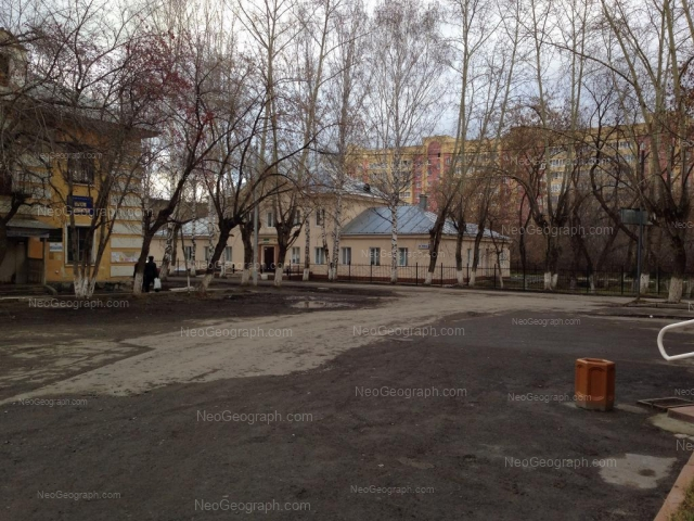 Адрес(а) на фотографии: Новая улица, 12, Екатеринбург