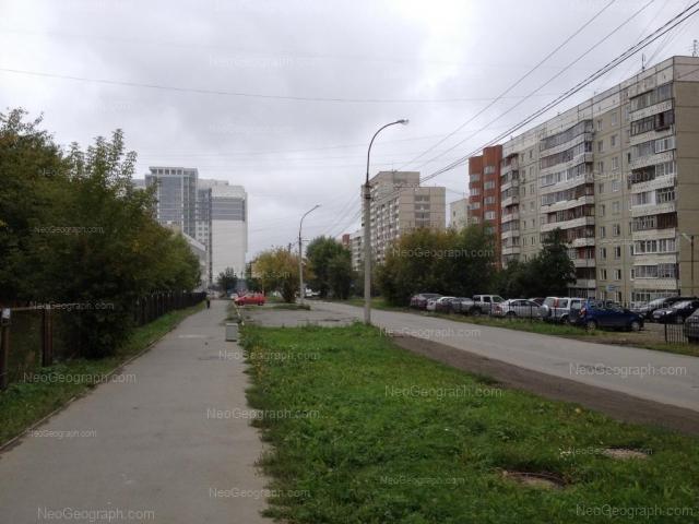 Адрес(а) на фотографии: улица Серова, 21, Екатеринбург