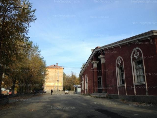 Адрес(а) на фотографии: улица XXII Партсъезда, 10, 12, Екатеринбург