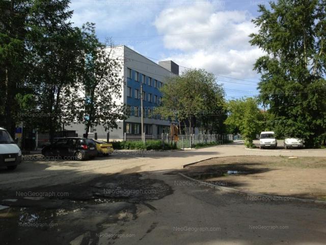 Адрес(а) на фотографии: улица Машиностроителей, 33А, Екатеринбург