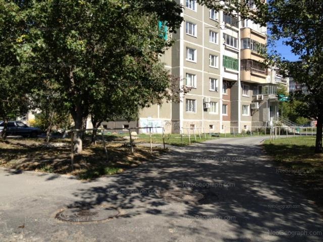 Адрес(а) на фотографии: улица Новгородцевой, 3Б, Екатеринбург