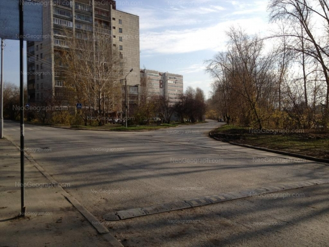Адрес(а) на фотографии: Водная улица, 13, 13А, Екатеринбург
