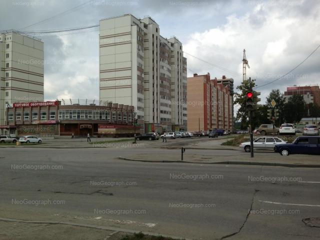 Адрес(а) на фотографии: улица Восстания, 99, 99a, 101, 116, Екатеринбург
