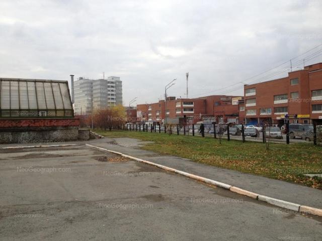 Address(es) on photo: Krestinskogo street, 46, 46/5, 46/5б, Yekaterinburg