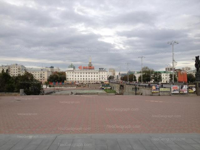 Адрес(а) на фотографии: улица Воеводина, 4, Екатеринбург