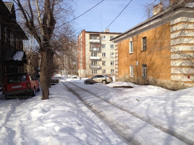 Адрес(а) на фотографии: Первомайская улица, 99, 99А, Екатеринбург