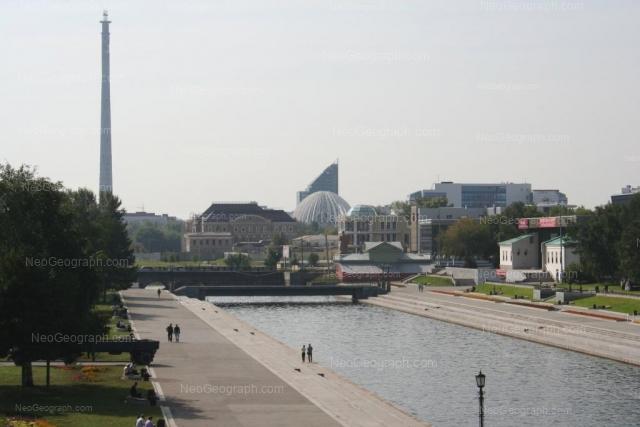 Адрес(а) на фотографии: улица Воеводина, 5, Екатеринбург