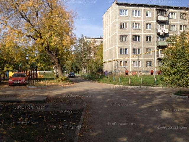 Адрес(а) на фотографии: Самолётная улица, 5/3, Екатеринбург