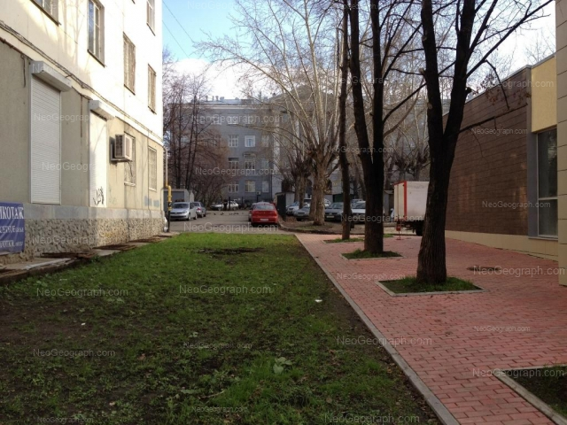Адрес(а) на фотографии: улица Гагарина, 33, 35б, Екатеринбург