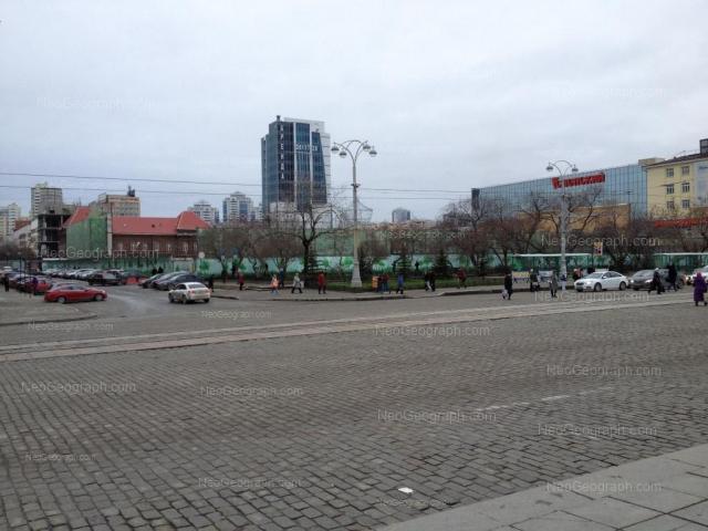 Address(es) on photo: Teatralniy lane, 5а, 7А, Yekaterinburg