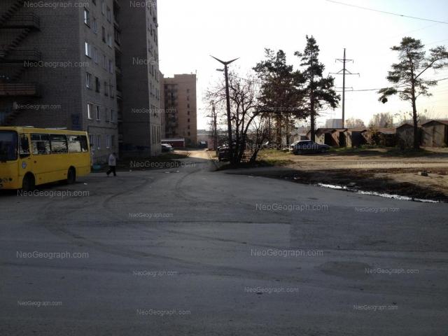 Address(es) on photo: Dagestanskaya street, 32, Yekaterinburg