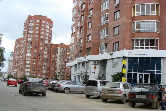 Address(es) on photo: Tveritina street, 34 с5, 36, 38/1, 38/2, 42/1, Yekaterinburg