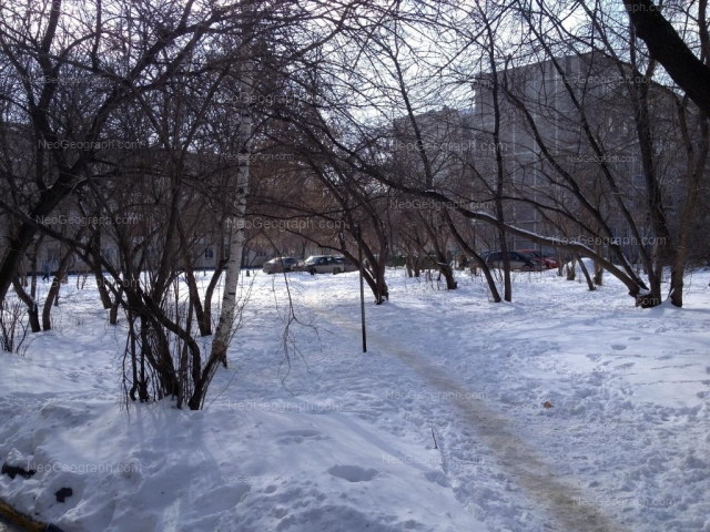 Адрес(а) на фотографии: Встречный переулок, 3 к3, 3/2, 7/4, Екатеринбург