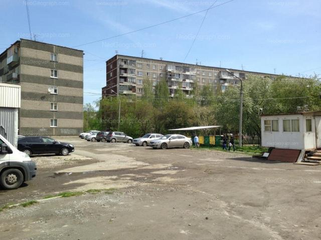 Адрес(а) на фотографии: Теплоходный проезд, 5, Екатеринбург