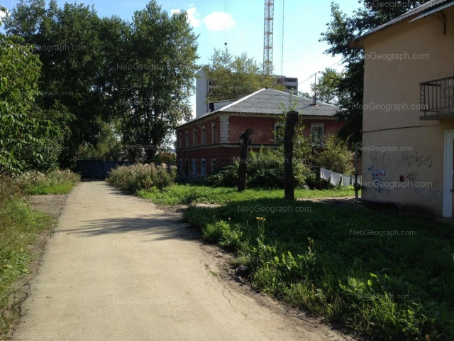 Адрес(а) на фотографии: Сызранский переулок, 11, Екатеринбург