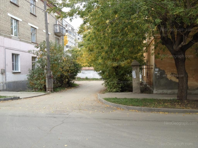 Адрес(а) на фотографии: улица Циолковского, 76А, 78, Екатеринбург
