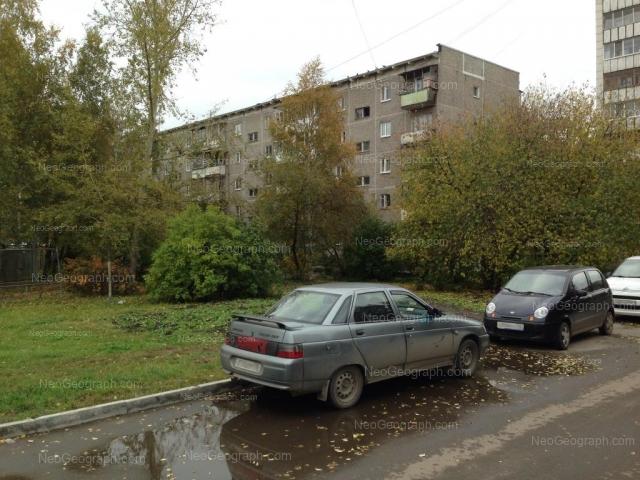 Адрес(а) на фотографии: улица Металлургов, 30/2, Екатеринбург