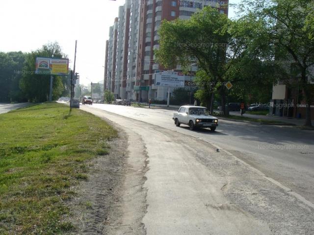 Адрес(а) на фотографии: улица Большакова, 109, 111, Екатеринбург