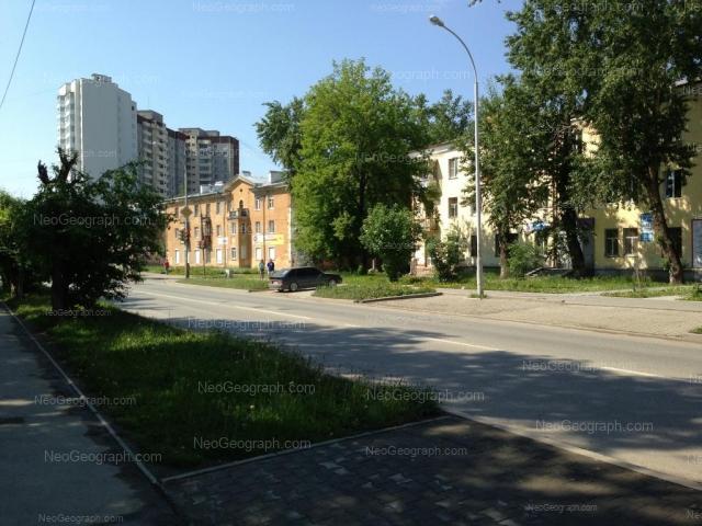 Адрес(а) на фотографии: Уральская улица, 57, 57 к1, Екатеринбург