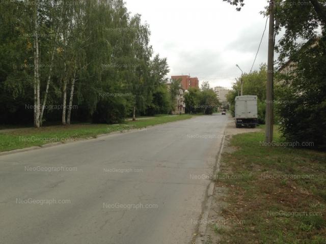 Адрес(а) на фотографии: Военная улица, 9, Екатеринбург