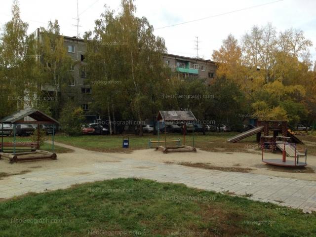 Адрес(а) на фотографии: улица Токарей, 54 к2, Екатеринбург