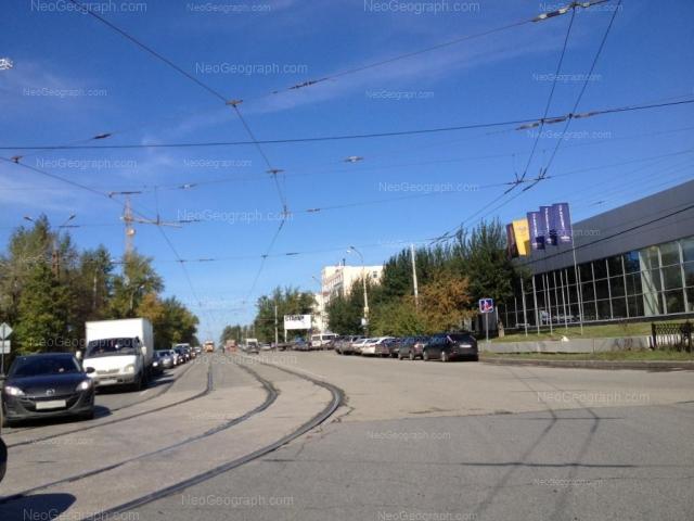 Адрес(а) на фотографии: улица Фронтовых Бригад, 27, Екатеринбург