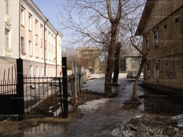 Адрес(а) на фотографии: улица Краснофлотцев, 10А, Екатеринбург