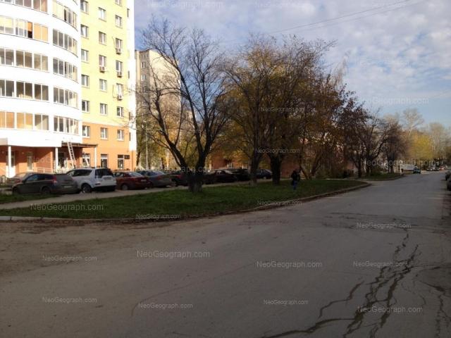 Адрес(а) на фотографии: улица Черняховского, 43, 45, 45А, Екатеринбург