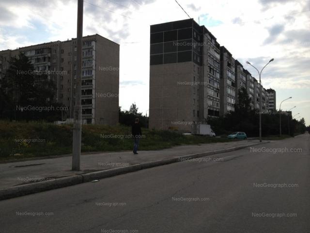 Адрес(а) на фотографии: улица Начдива Онуфриева, 24/3, 24/4, Екатеринбург