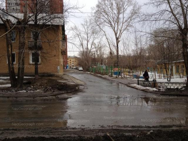 Address(es) on photo: Entusiastov street, 20, 22, Yekaterinburg