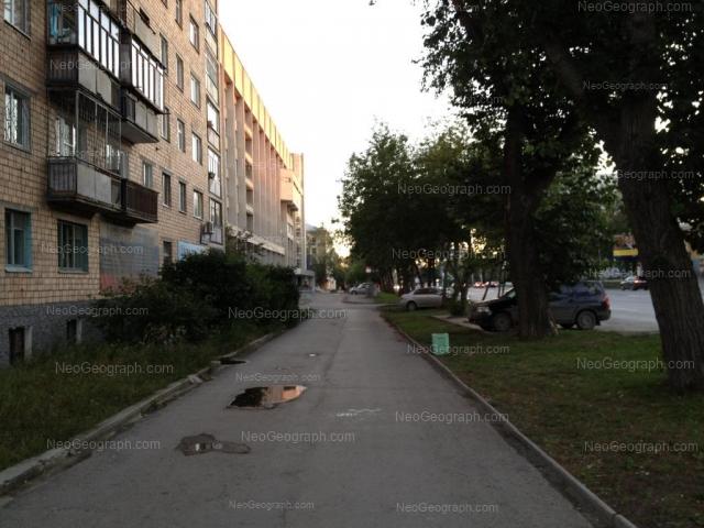 Адрес(а) на фотографии: улица Челюскинцев, 13, 86, 88, Екатеринбург