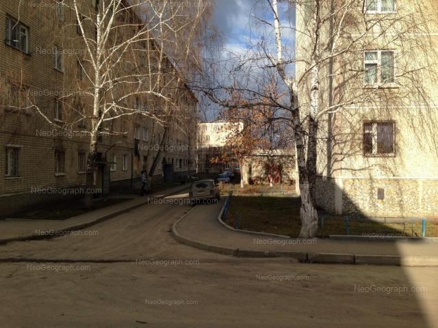 Адрес(а) на фотографии: Хвойная улица, 76 к1, Екатеринбург