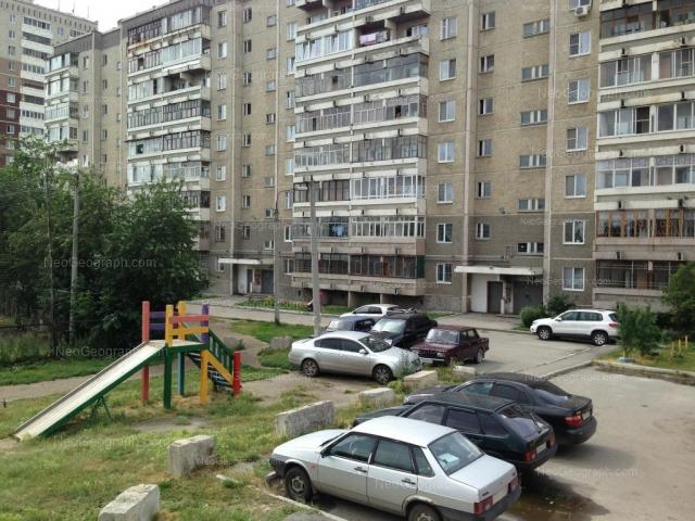 Адрес(а) на фотографии: улица Восстания, 56/3, 58а, Екатеринбург