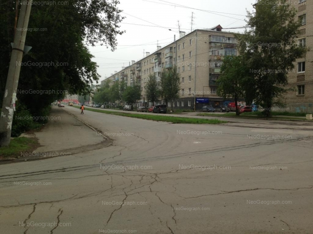 Адрес(а) на фотографии: Донская улица, 31, Екатеринбург