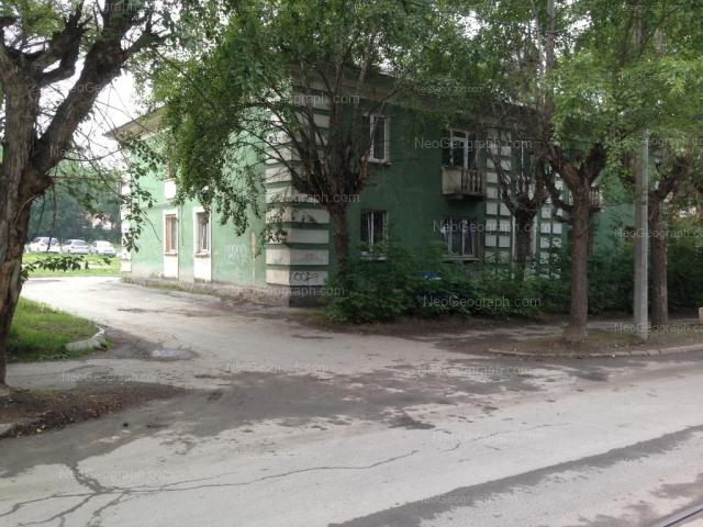 Address(es) on photo: Entusiastov street, 28, Yekaterinburg