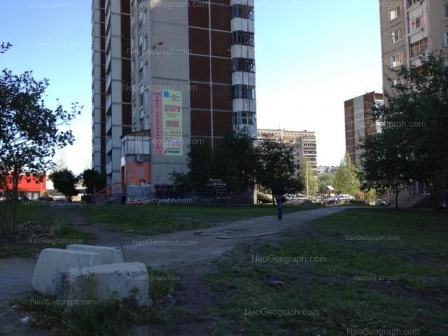 Адрес(а) на фотографии: улица Высоцкого, 4/1, 4/2, 8, 10, Екатеринбург