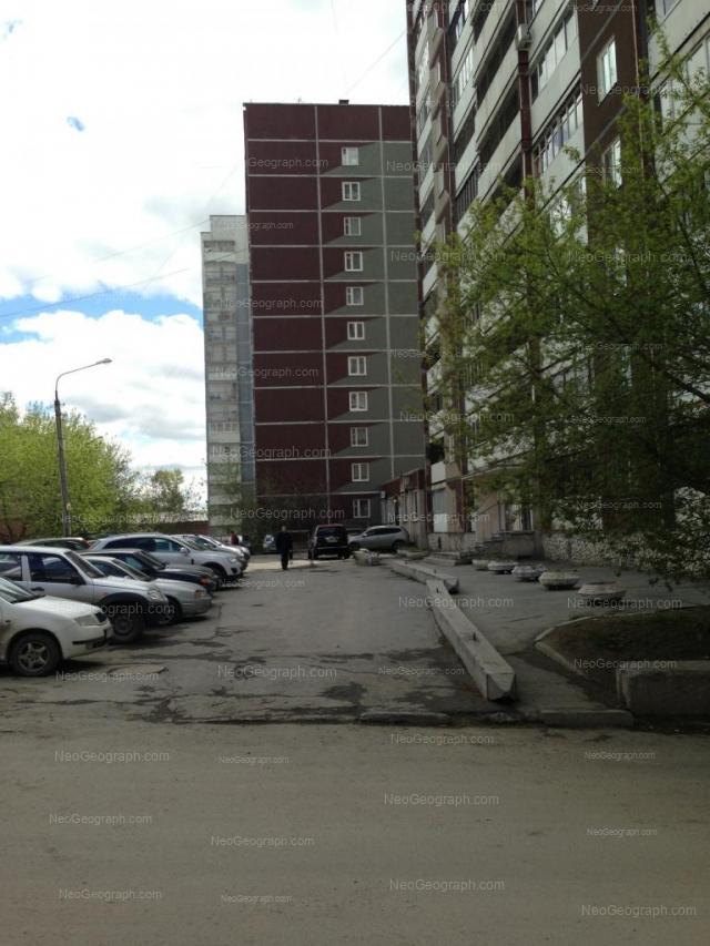 Адрес(а) на фотографии: Асбестовский переулок, 2/1, 2/2, 2/3, Екатеринбург