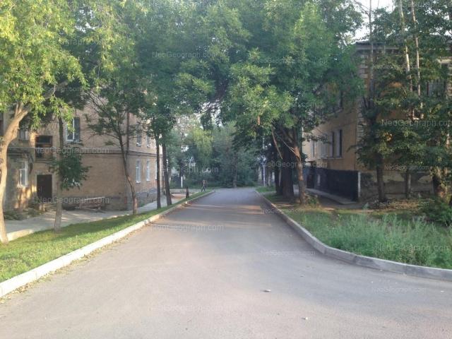 Адрес(а) на фотографии: улица Баумана, 28, 30, Екатеринбург